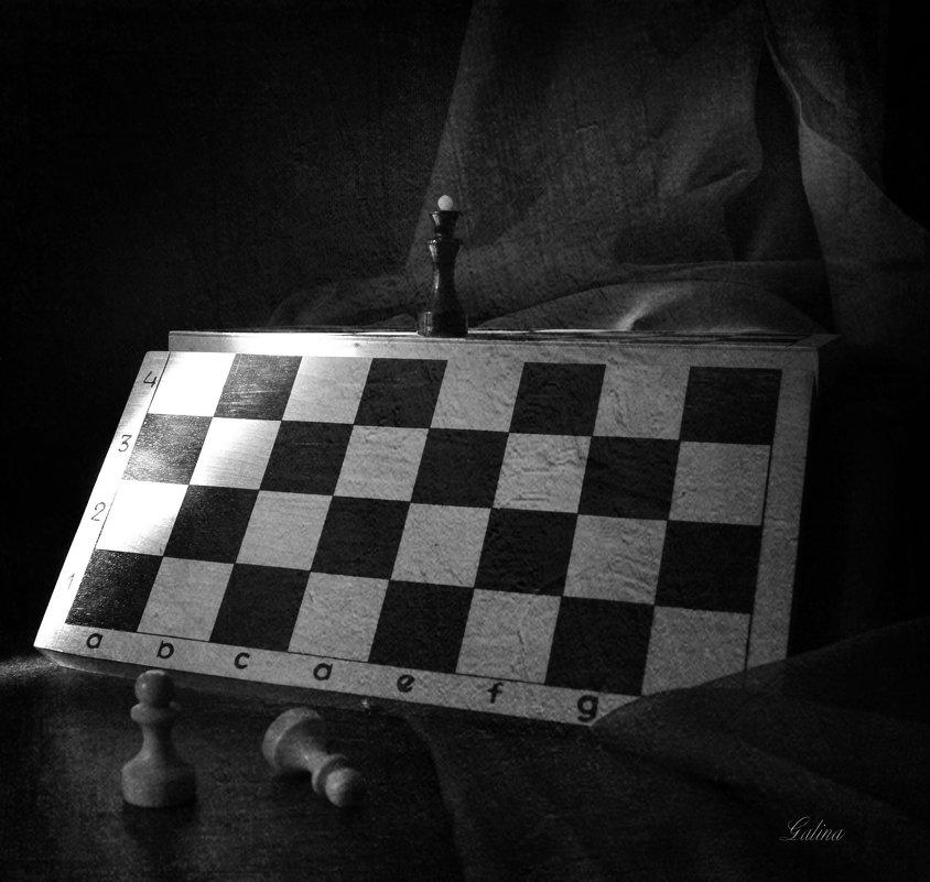 Черно-белый мир - Галина Galyazlatotsvet