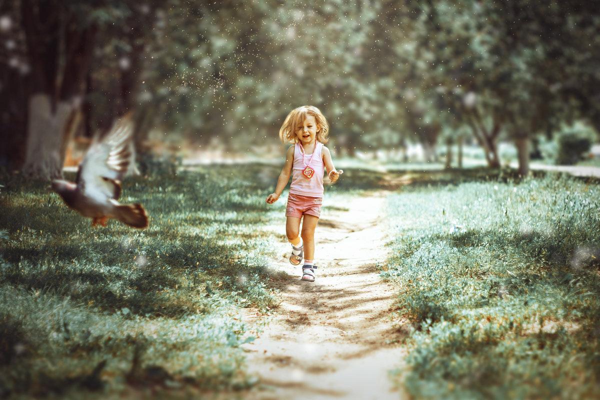 по дорожке детства - Андриенко Юля