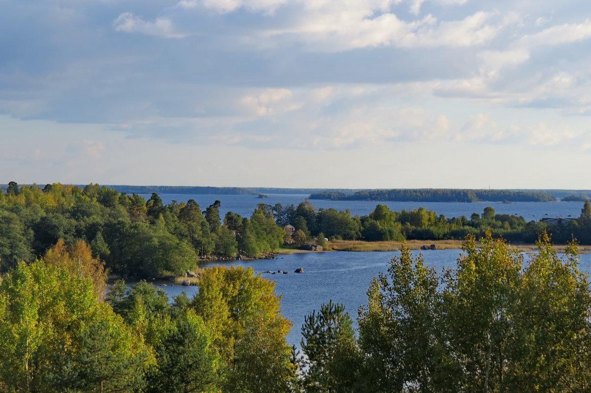 Вид на залив - Светлана