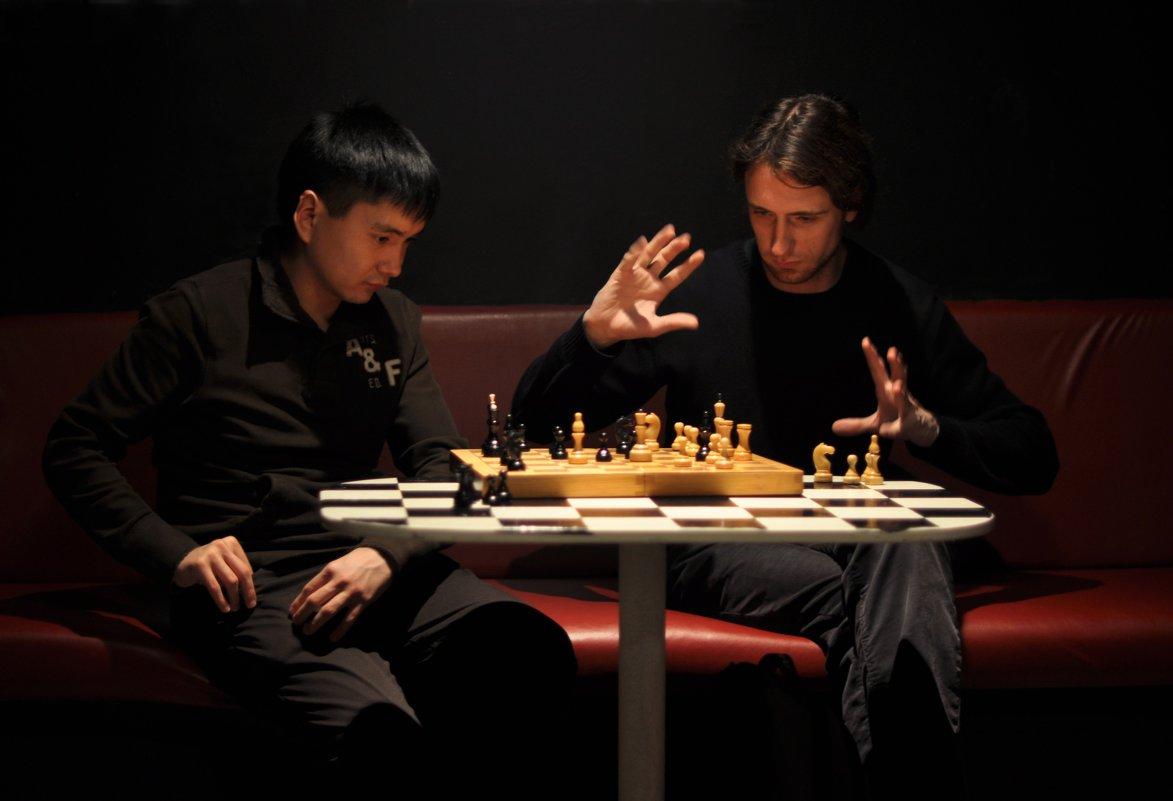 Волшебные шахматы - Александр Аполонов