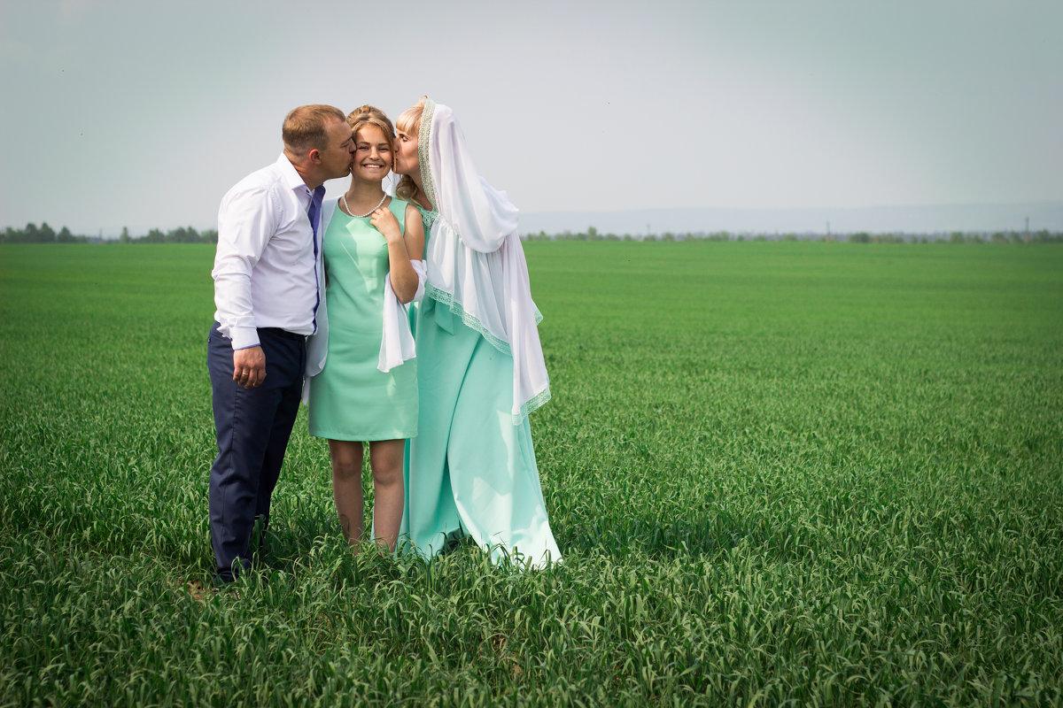 семья - Татьяна Зайцева