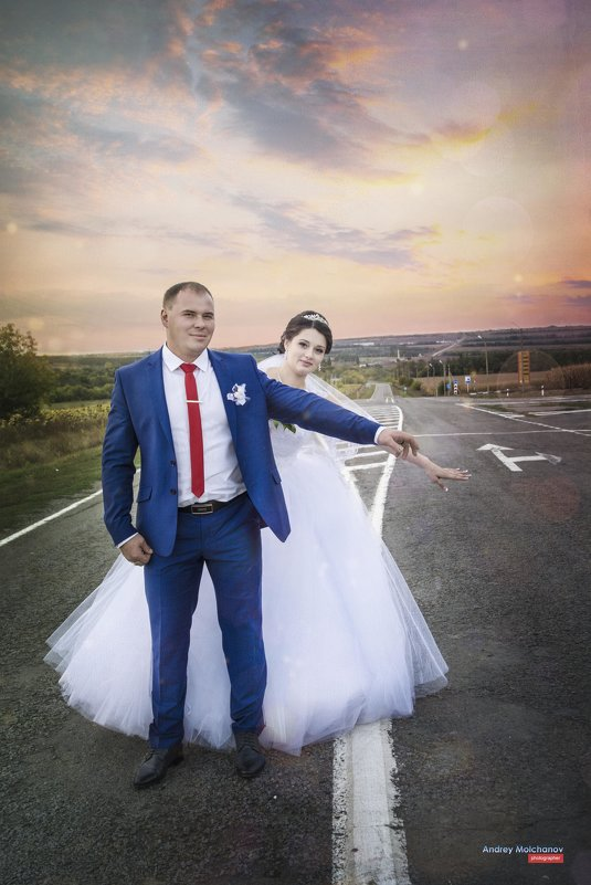Свадьба Александра и Алины - Андрей Молчанов