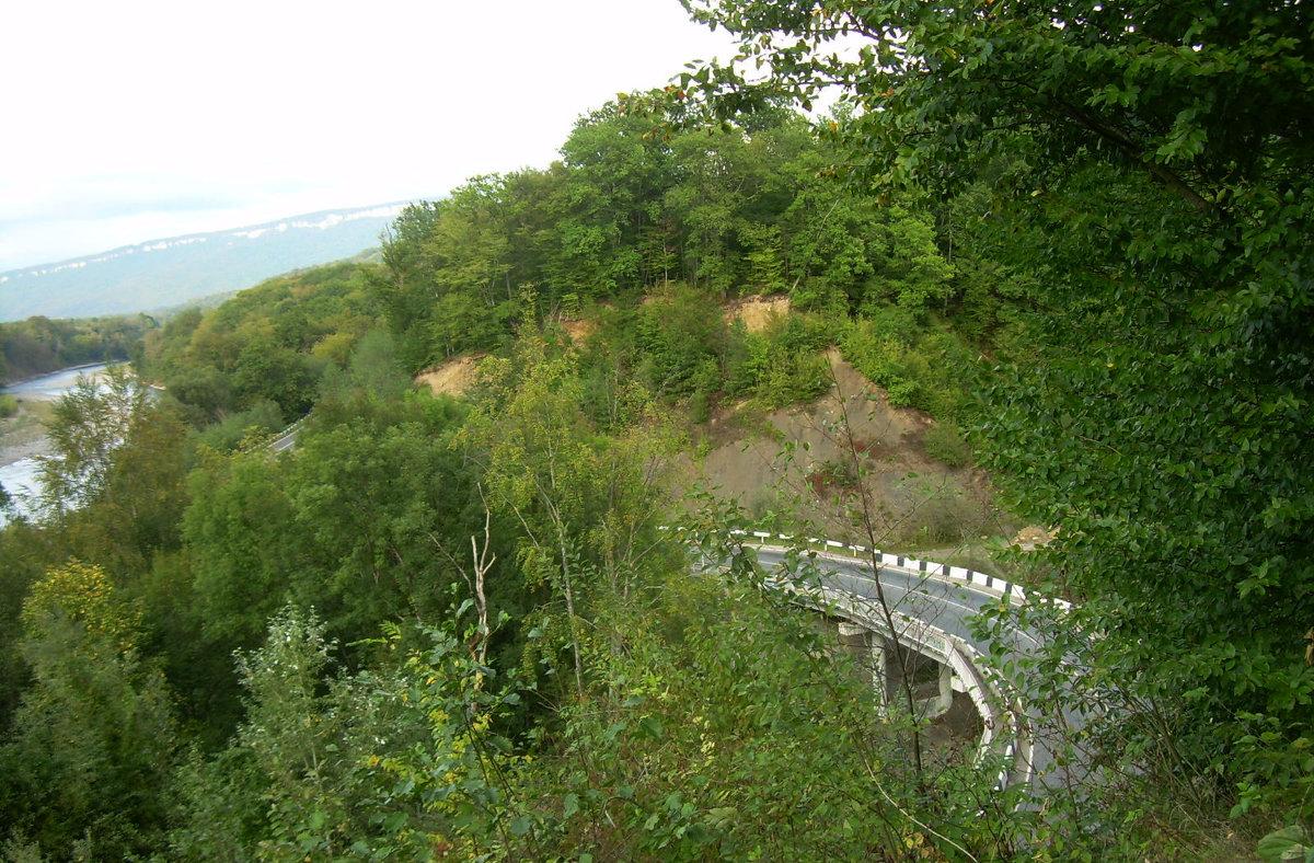 Дороги Адыгеи - Надежда