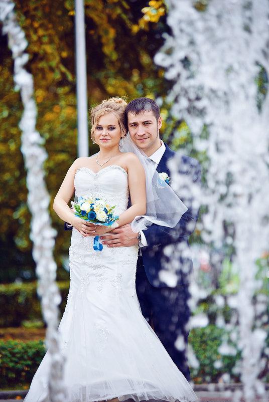 Свадебная фотосессия - марина алексеева