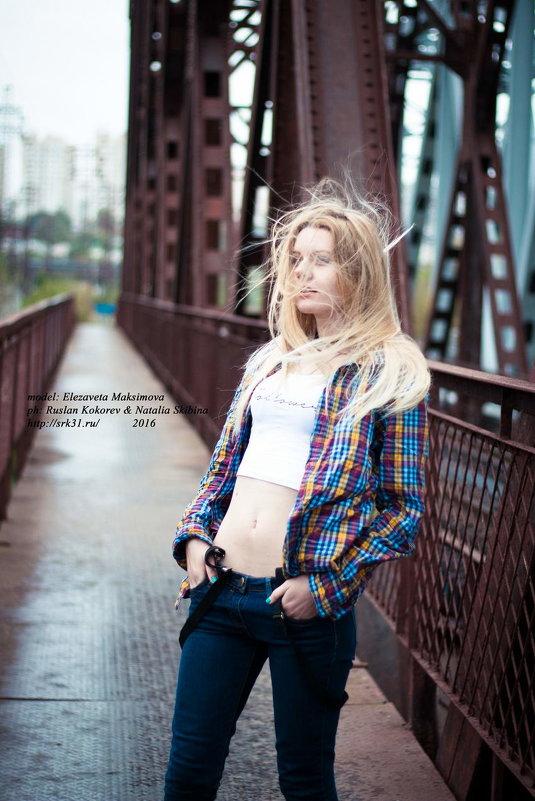 Девушка с гитарой. Фотограф в Белгороде Руслан Кокорев. - Руслан Кокорев