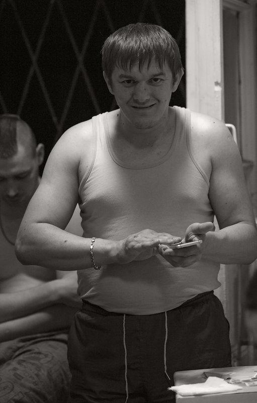 Общага.. - Владимир Питерский