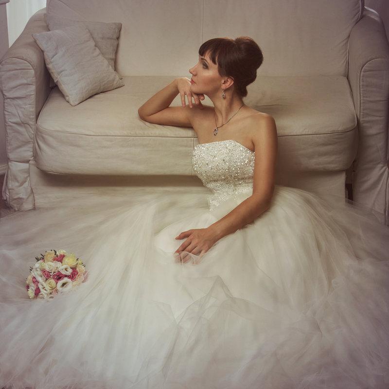 невеста - Александра Реброва