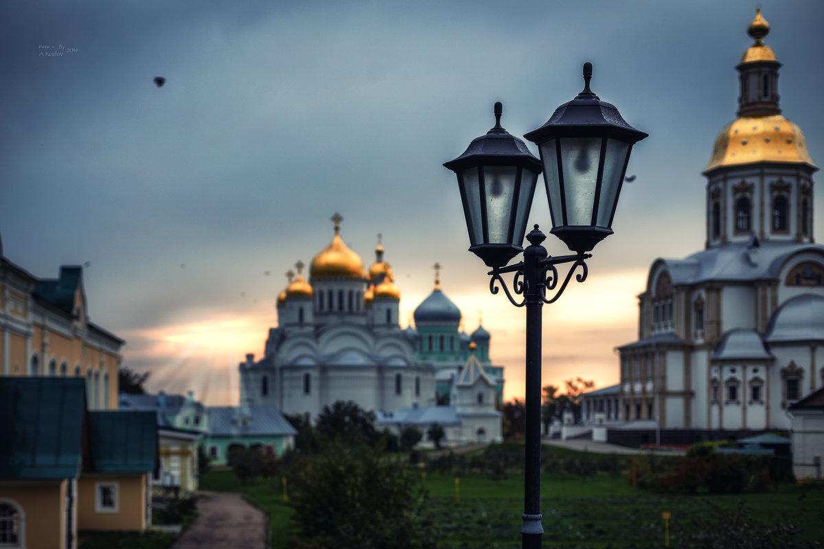 Дивеево - Андрей