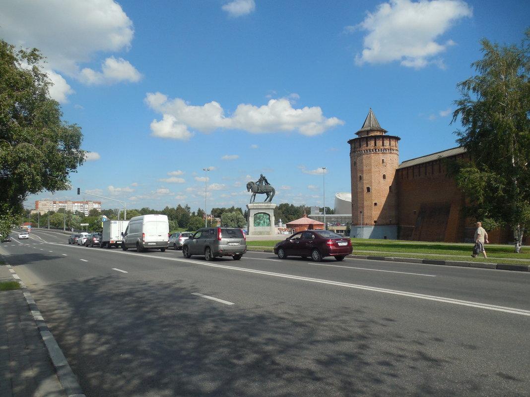 Летний день в Коломне - Мила