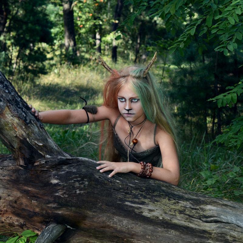 """Сказка """"Фавн"""" - Ирина Голубятникова"""