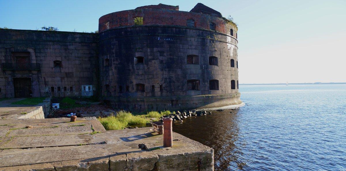 Кронштадский форт - Ирина Шурлапова