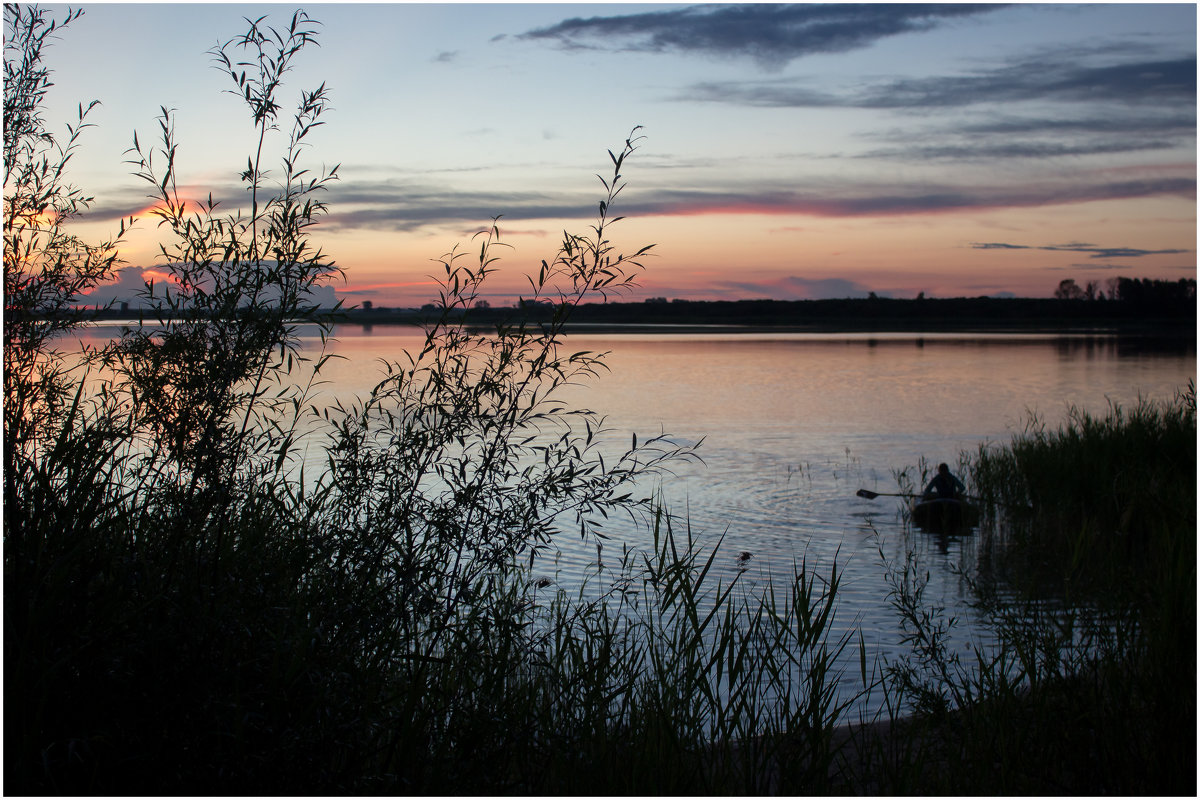 На озере - Елена Исхакова