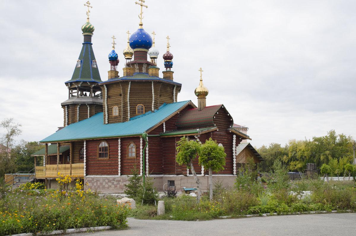храм - Ольга Русакова
