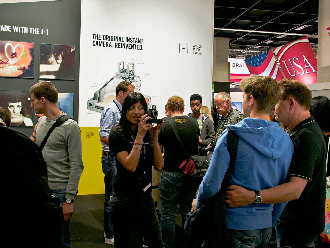 Photokino Köln, 2016 - Witalij Loewin