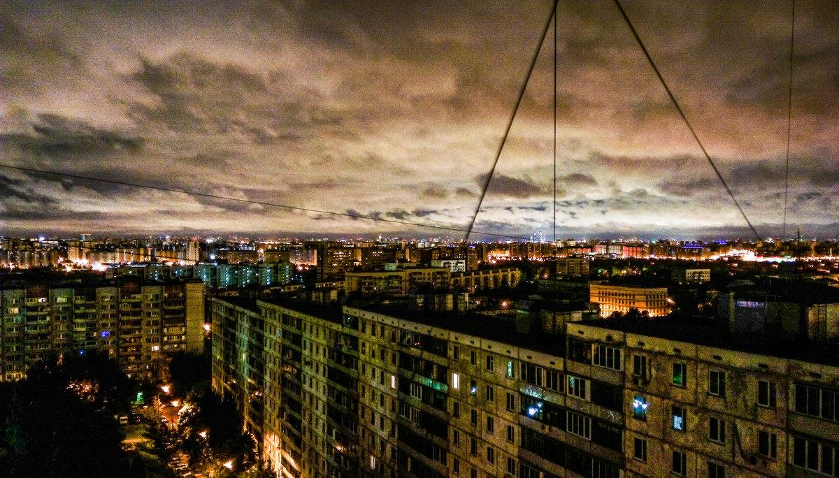 Москва не спит - Николай Кисель