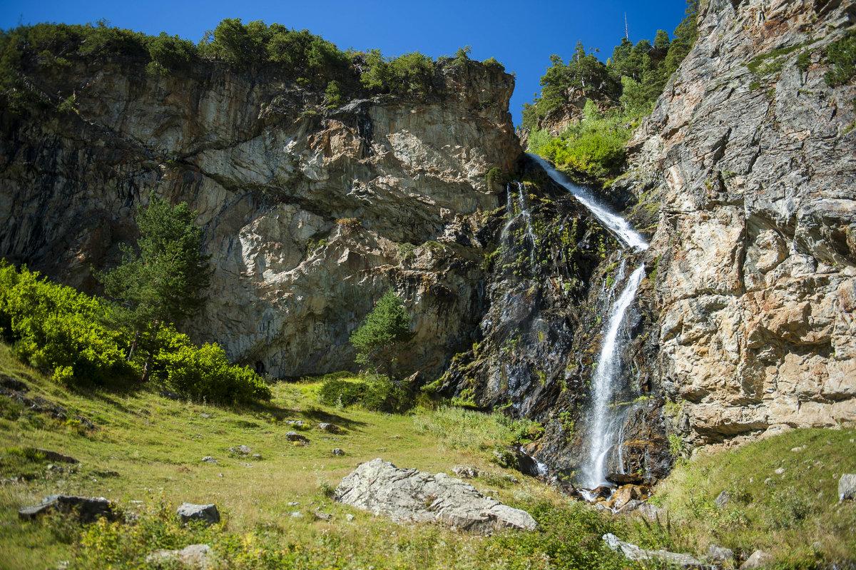 Водопад на Махаре - Евгений Khripp