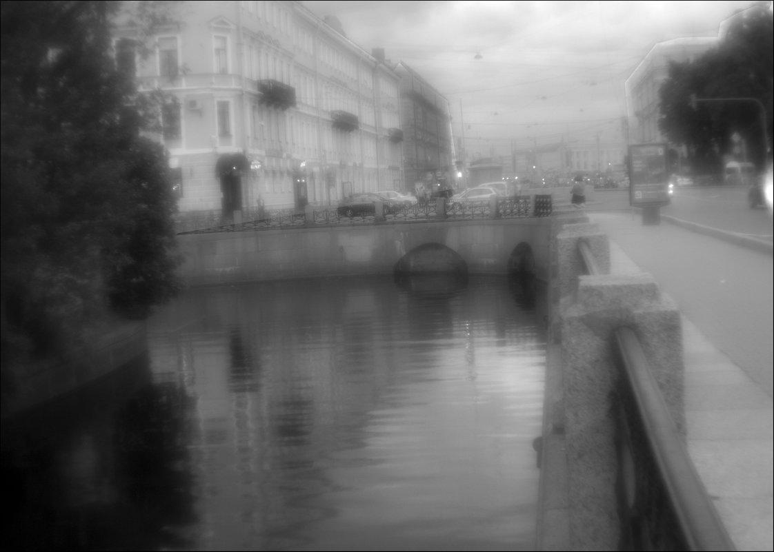 Дыхание города - galina bronnikova