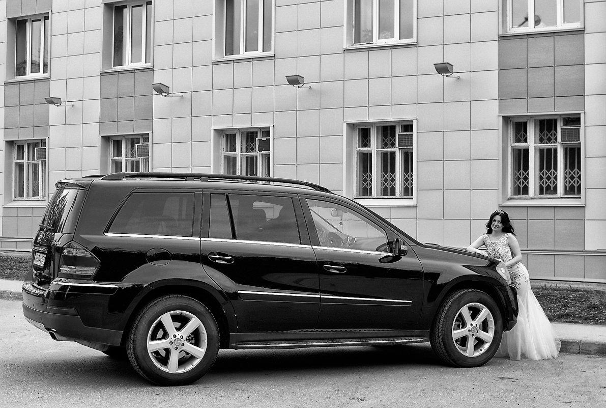 Свадьба в черно белых тонах - Дмитрий Конев