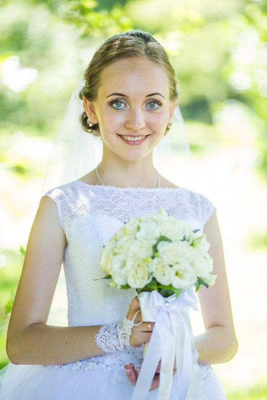 Теплая летняя свадьба - Александра Капылова