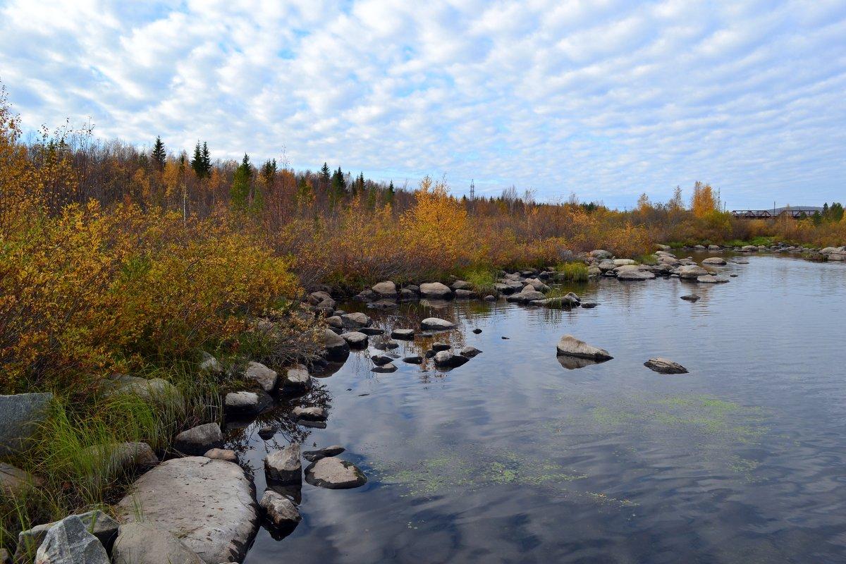 На речке,на речке,на том бережочке... - Ольга