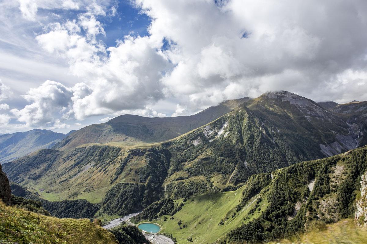 горы, горы - Лариса Батурова