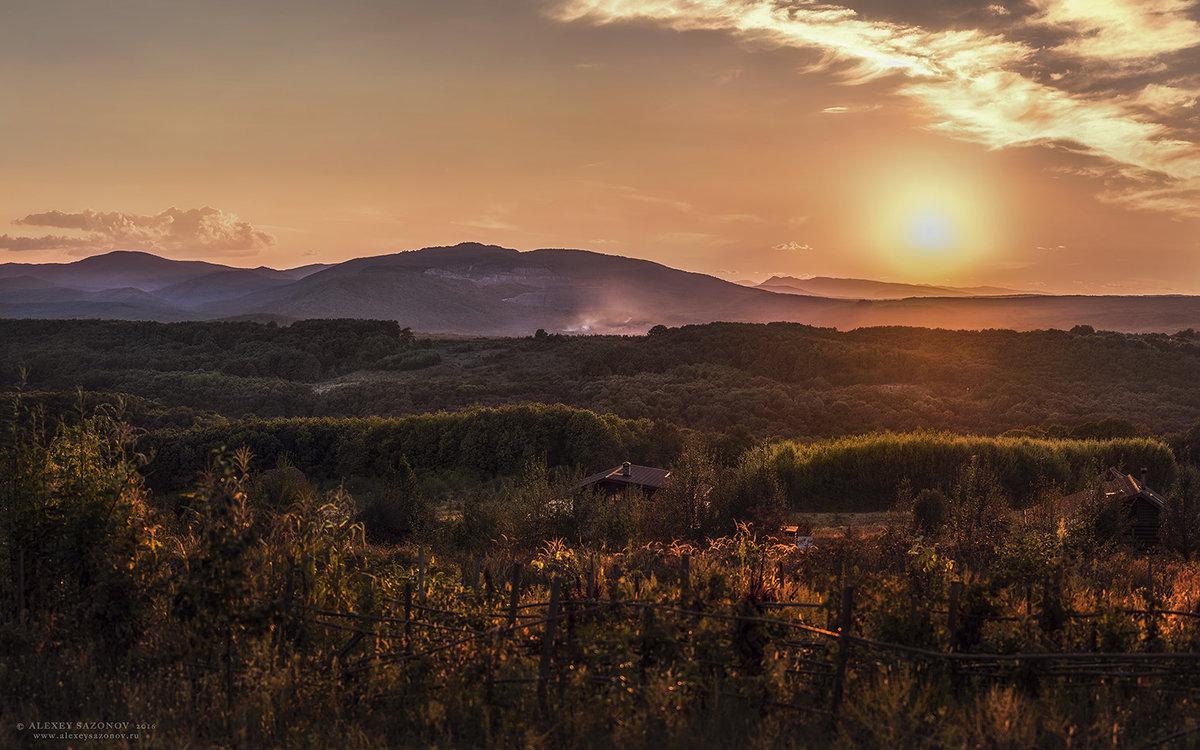 Осень - Алексей Сазонов