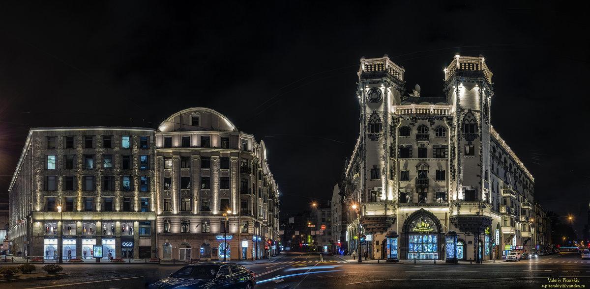Площадь Льва Толстого - Valeriy Piterskiy