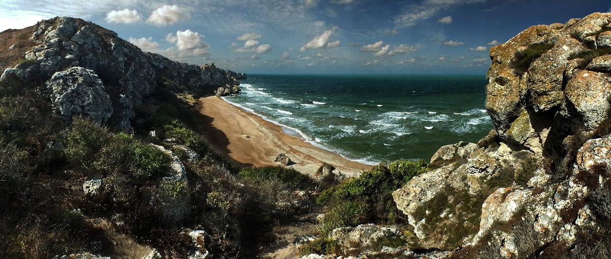 Бухта Азовского моря - viton
