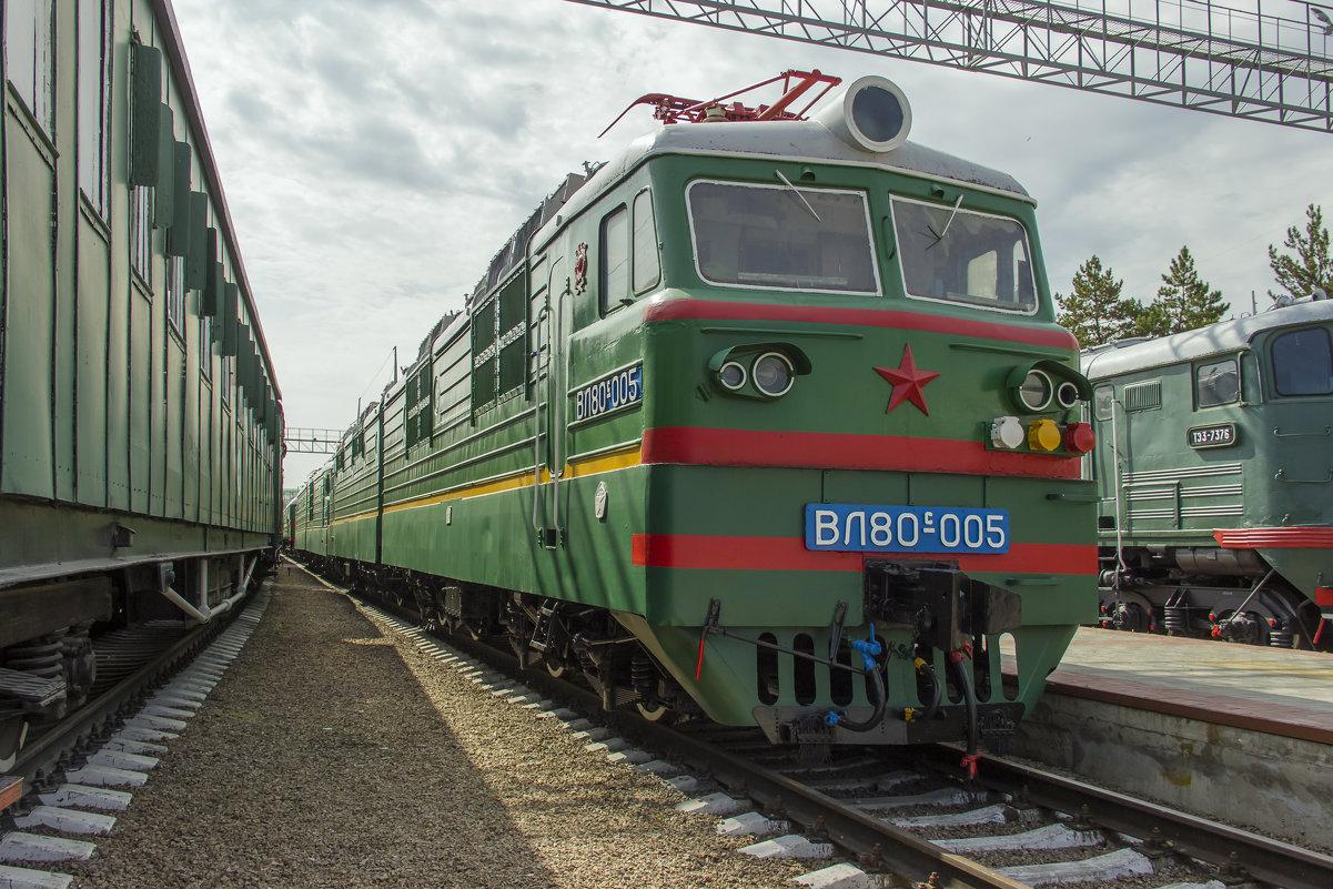Железнодорожный мир - Дима Пискунов