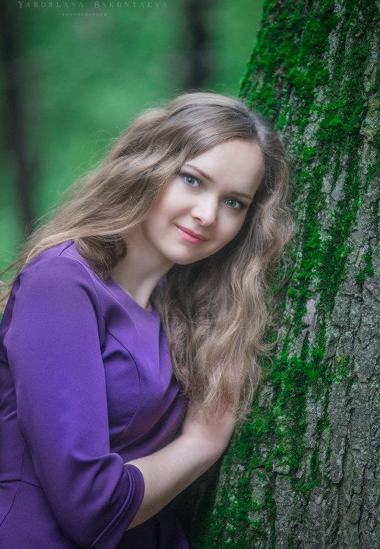 Натали - Ярослава Бакуняева