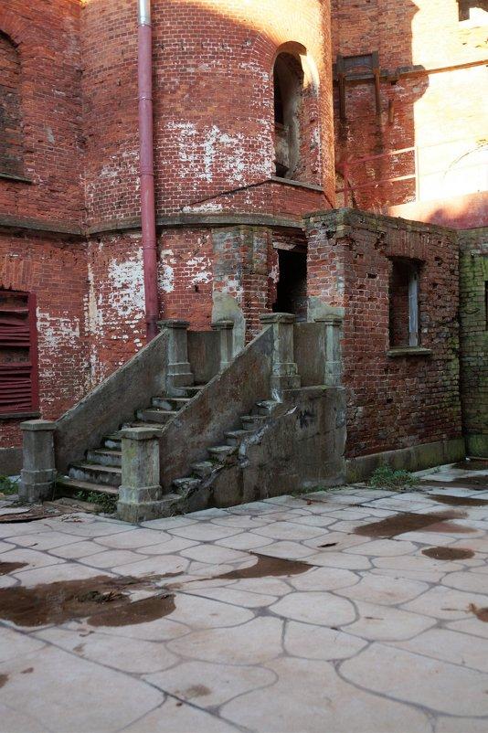 Экскурсия по форту - Ирина Шурлапова