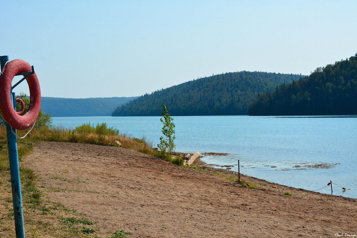 Озеро - Павел Trump