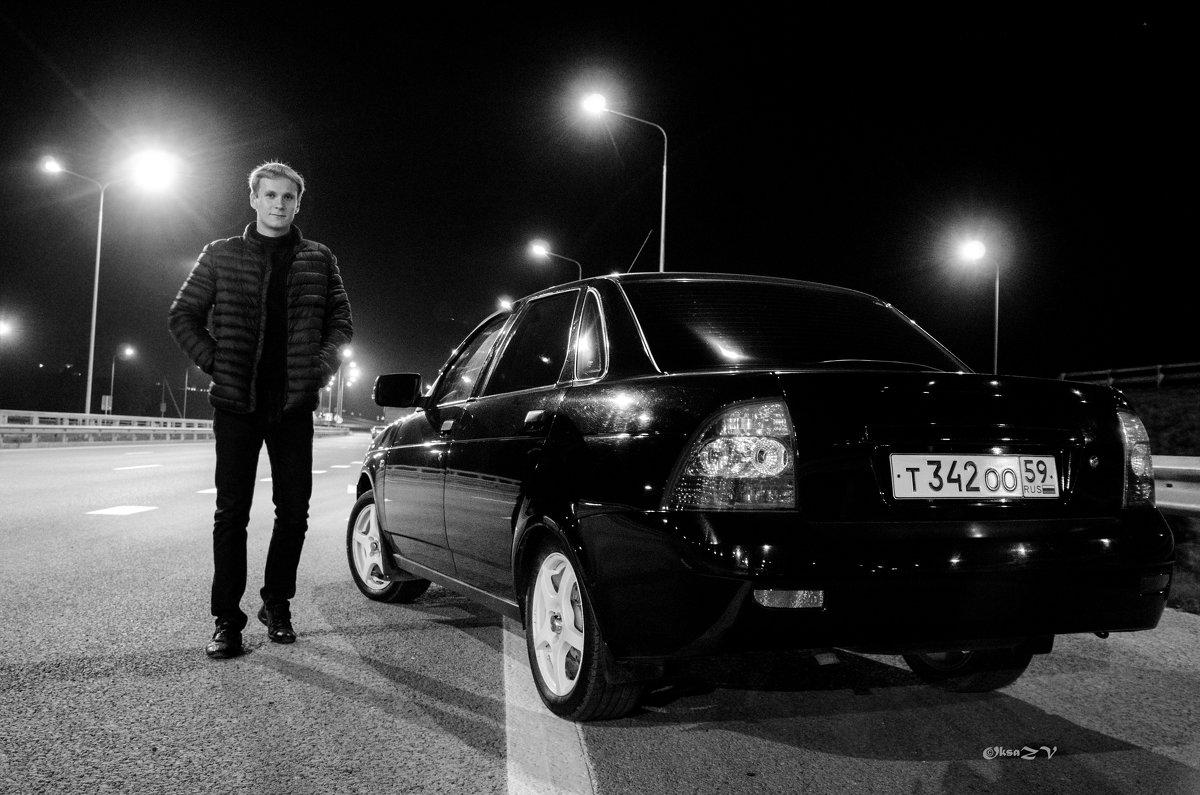 На магистрали - Оксана Грищенко