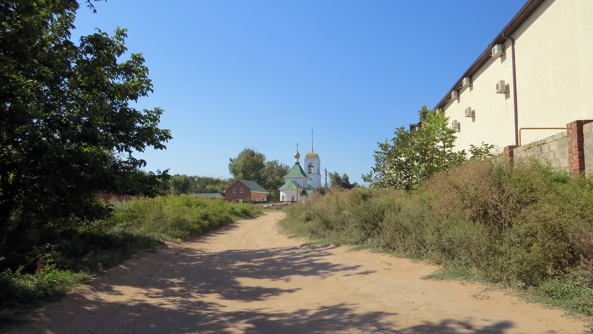 Дорога к храму - Вера Щукина