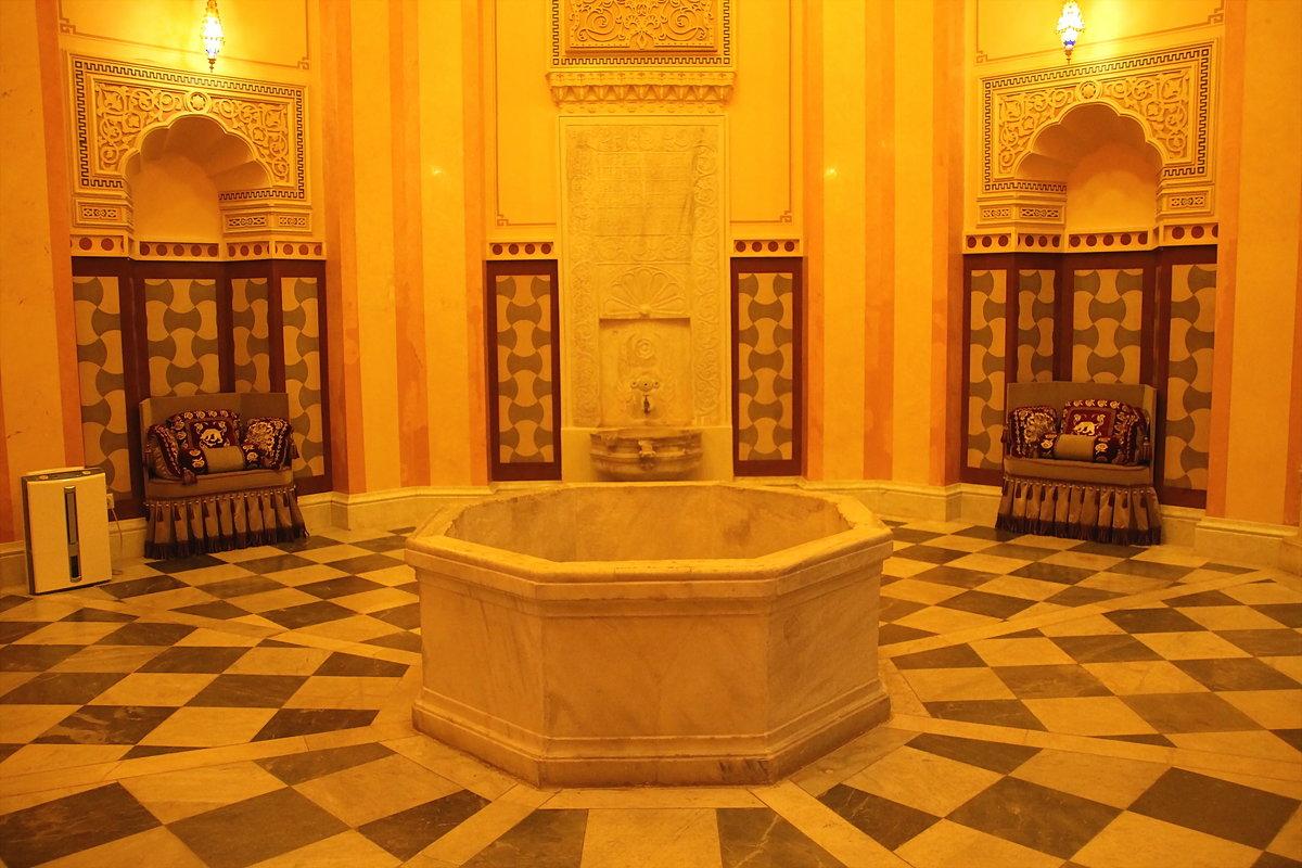 Павильон Турецкая баня - Tatiana Markova