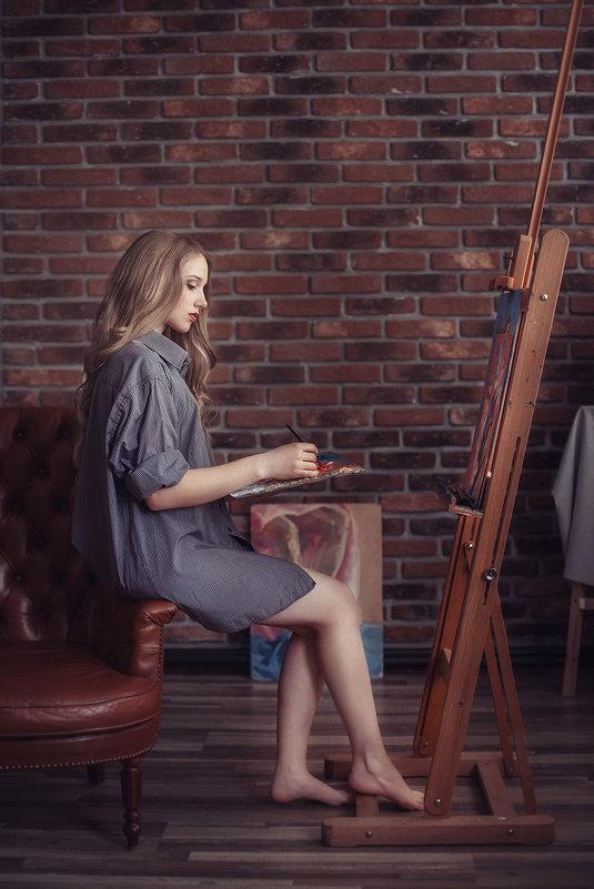 Эвелина - Ольга Зимницкая