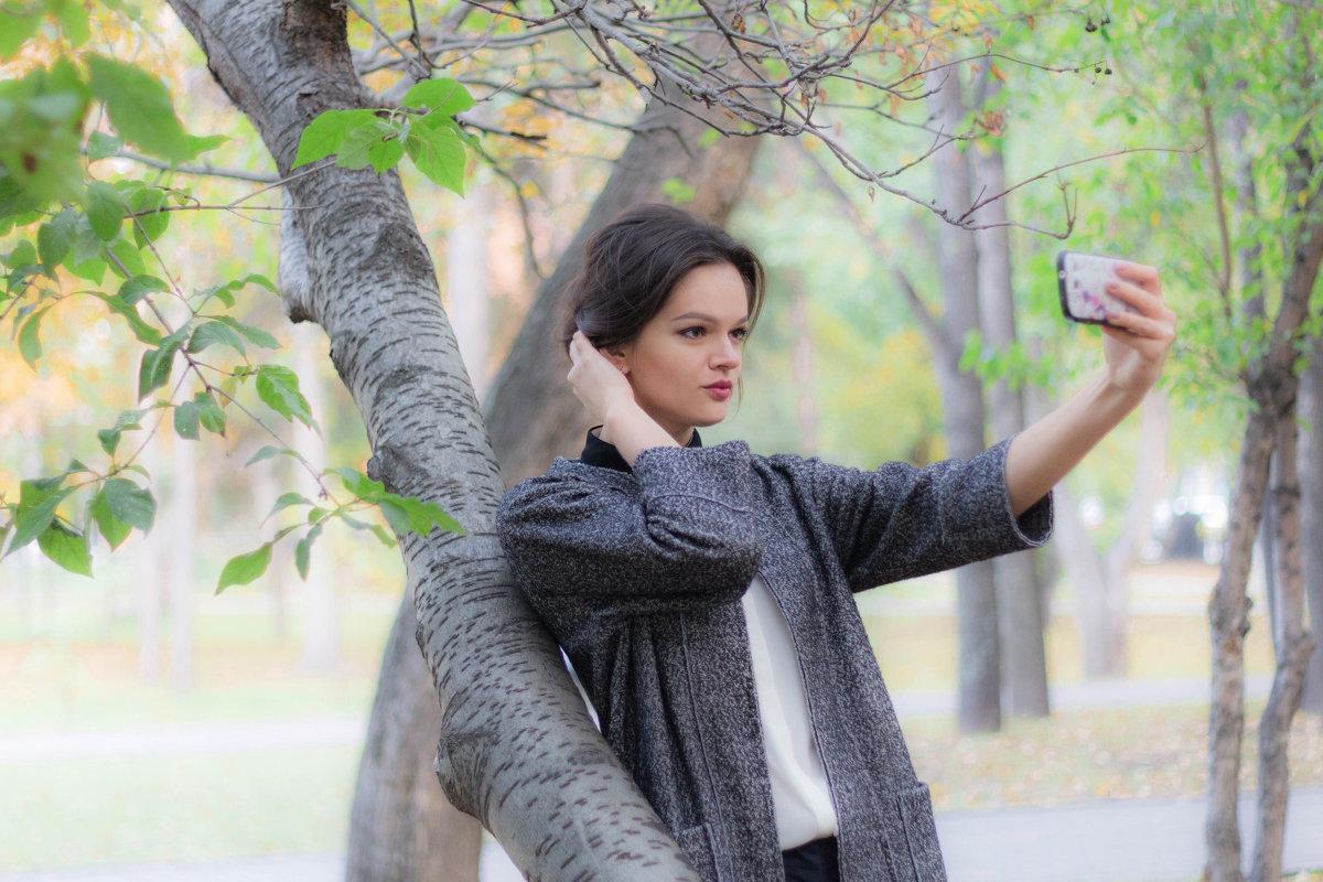 Прогулка в парке - Юлия Ваулина