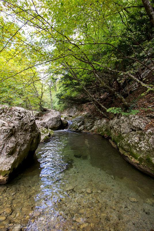Большой каньон. Крым - Anna Kononets