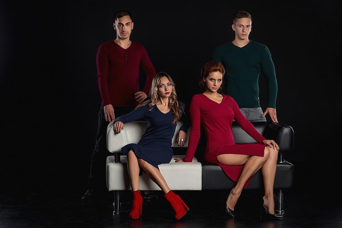 Съемки в рекламе - Стильная одежда МiЯ. - @tormenta_lisa Gavrashenko