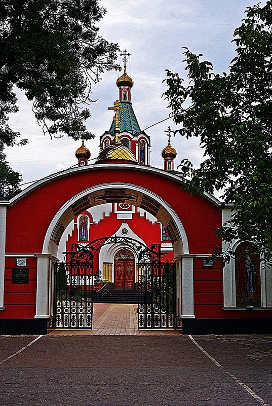 храм Марии-Магдалины - Александр Корчемный