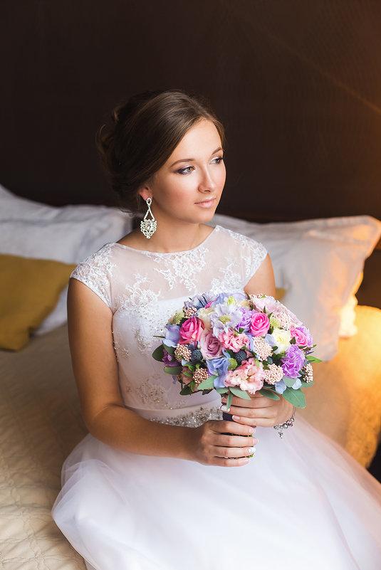 Сборы невесты в отеле Райкин плаза - Алена Шпинатова