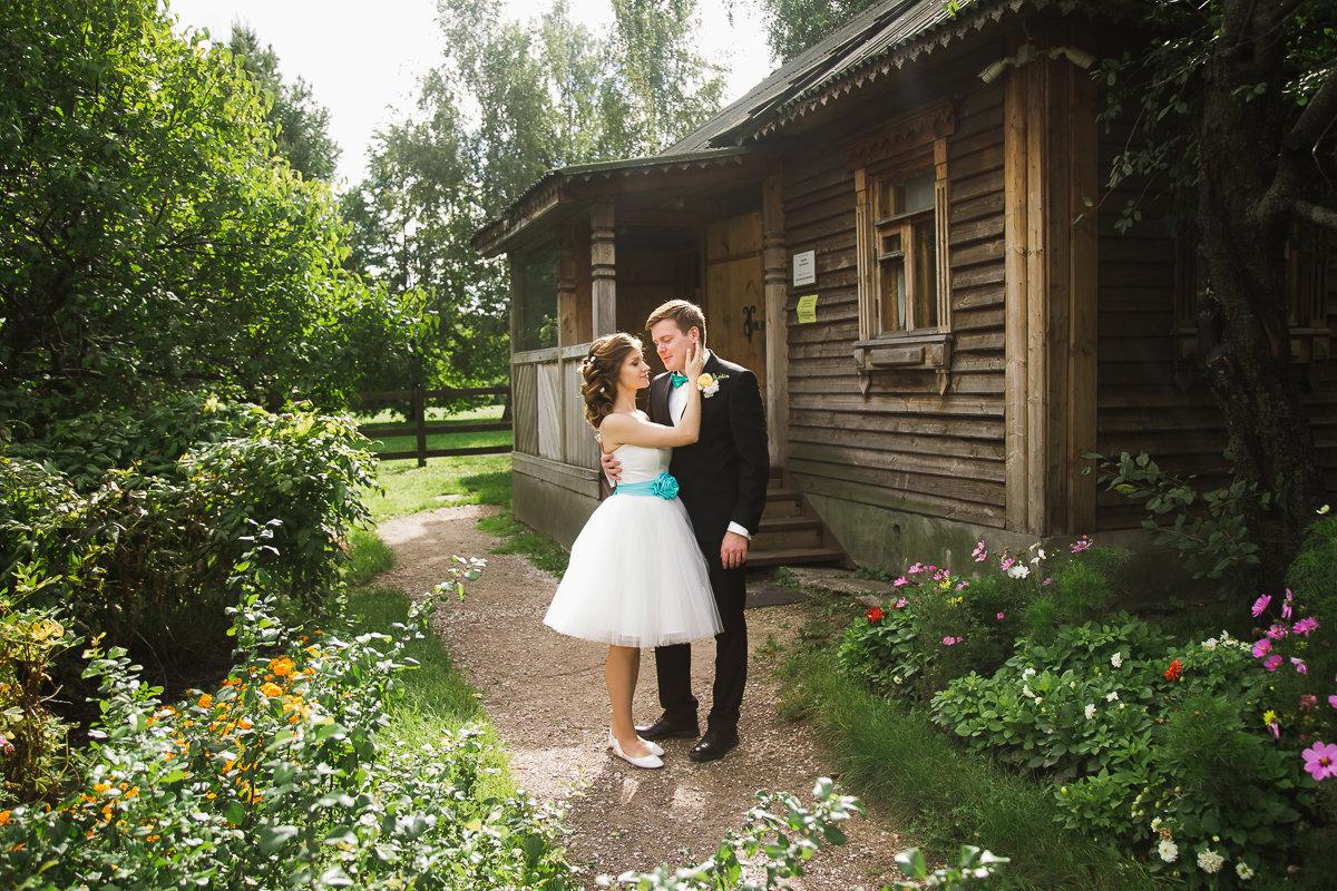 Свадебная фотосессия в Коломенском парке. - Алена Шпинатова
