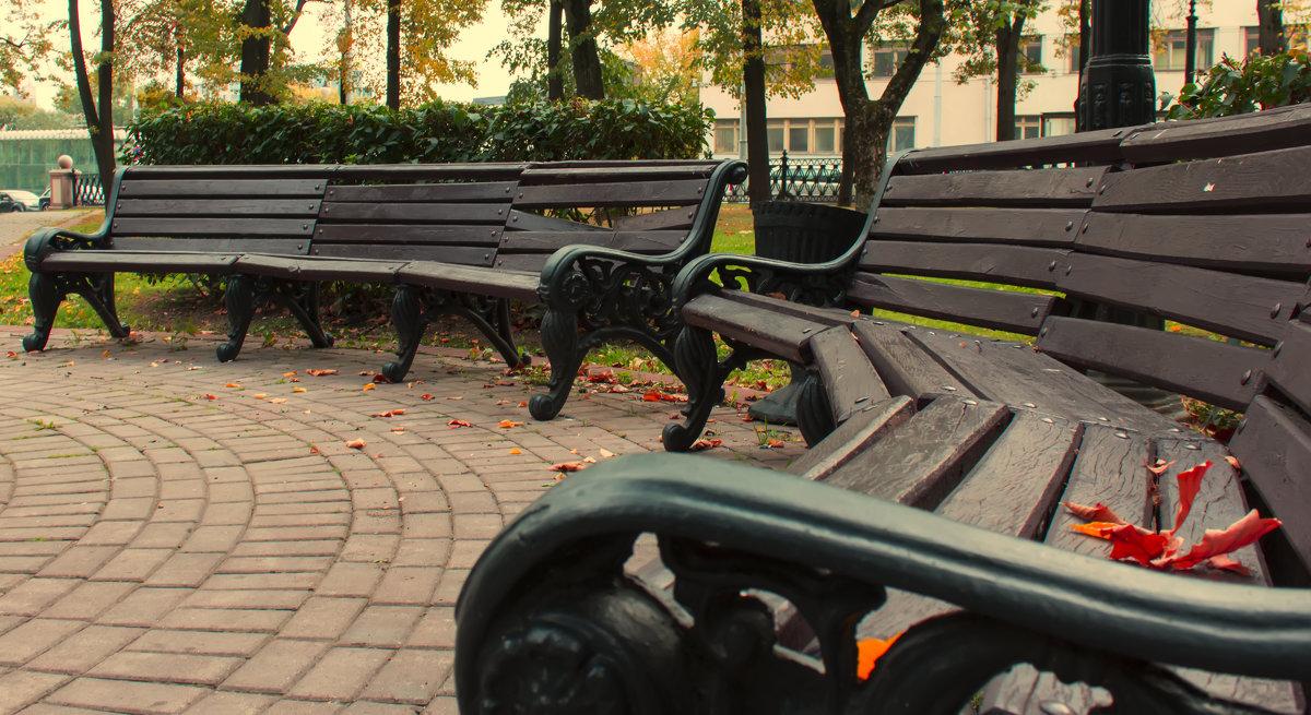 Осень, конец сентября - Наталья Понтус