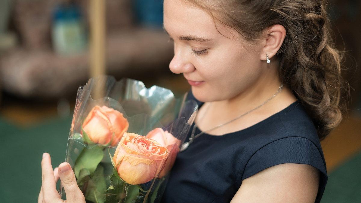 Розы. - Клаус