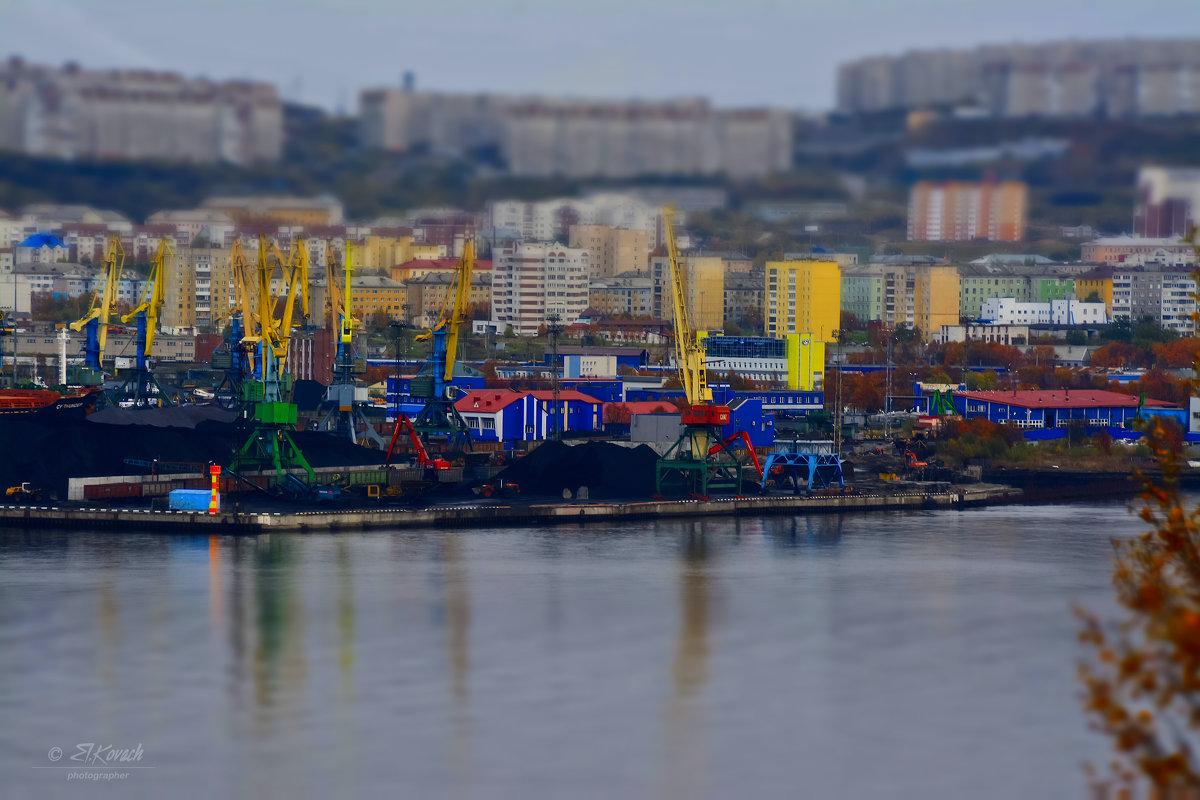 Северный порт - Elena Kovach