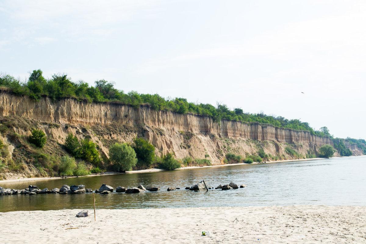 Берег Кременчуцкого моря - Анатолий