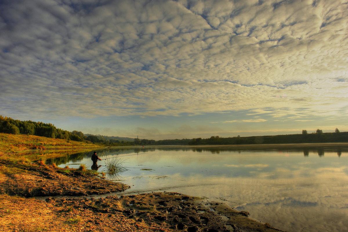 Осенняя рыбалка - Nikita Volkov