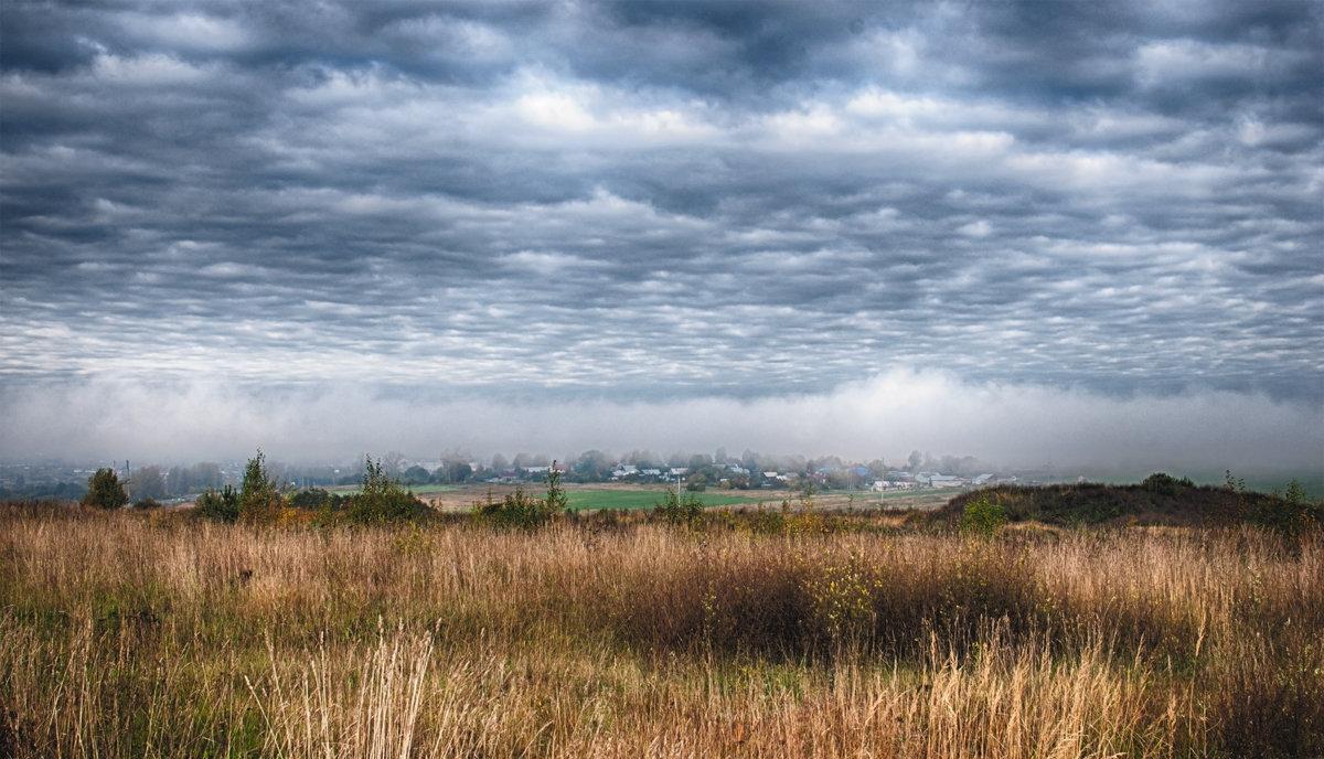 утро туманное - Тася Тыжфотографиня