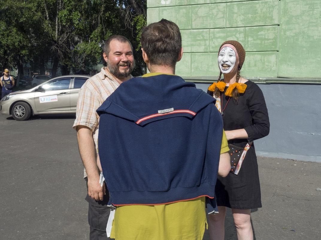 Северодвинск. День города (2) - Владимир Шибинский
