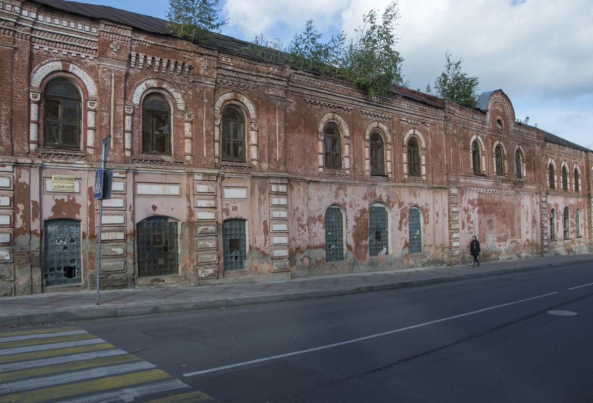 Здание табачной фабрики - Яков Реймер